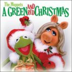 Muppets. Green & Red (Colonna Sonora) - CD Audio