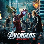 Cover della colonna sonora del film The Avengers