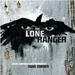 Cover CD The Lone Ranger
