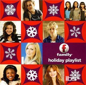 Family Holiday Playlist - CD Audio