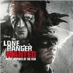 Cover CD Colonna sonora The Lone Ranger