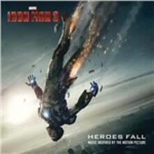 Iron Man 3. Heroes Fall (Colonna sonora) - CD Audio