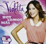 CD Violetta. Hoy Somos Mas (Colonna Sonora)