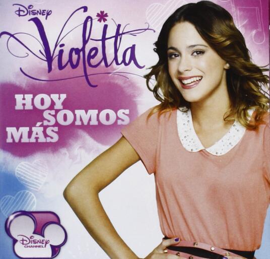 Violetta. Hoy Somos Mas (Colonna sonora) - CD Audio