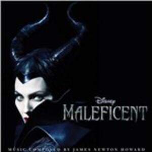 Maleficent (Colonna Sonora) - CD Audio di James Newton-Howard