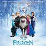 Cover CD Frozen