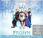 Cover CD Colonna sonora Frozen