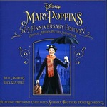Cover CD Colonna sonora Mary Poppins