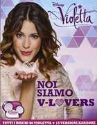 CD Violetta. Noi Siamo V-Lovers (Colonna Sonora)