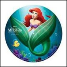 Songs from the Little Mermaid (Colonna sonora) (Picture Disc) - Vinile LP