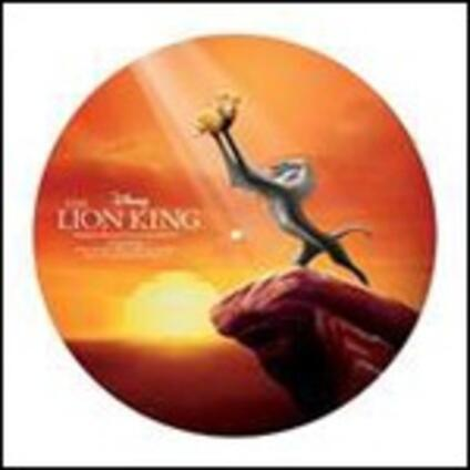 Songs from the Lion King (Colonna sonora) (Picture Disc) - Vinile LP