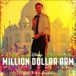 Cover CD Colonna sonora Million Dollar Arm