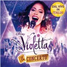 CD Violetta. Il concerto