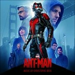 Cover CD Colonna sonora Ant-Man