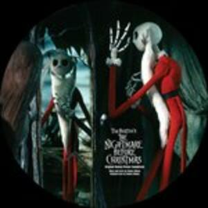 Songs from the Nightmare Before Christmas (Colonna Sonora) - Vinile LP