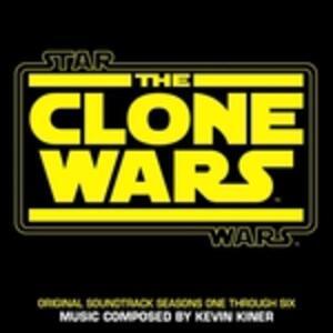 Star Wars. The Clone Wars (Colonna Sonora) - Vinile LP