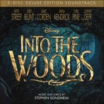 Cover CD Colonna sonora Into the Woods