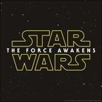 Cover CD Colonna sonora Star Wars: Episodio VII - Il risveglio della forza
