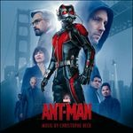 Cover CD Ant-Man