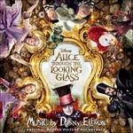 Cover CD Colonna sonora Alice attraverso lo specchio