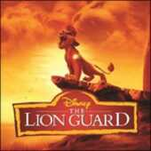 CD The Lion Guard (Colonna Sonora)
