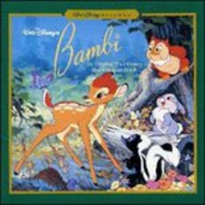 Music from Bambi (Colonna Sonora) - Vinile LP