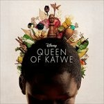 Cover CD Colonna sonora Queen of Katwe