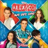 CD Alex & Co. We Are One (Colonna Sonora)