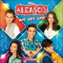Alex & Co. We Are One (Colonna sonora) - CD Audio