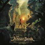 Cover CD Colonna sonora Mowgli - Il Figlio della Giungla