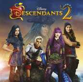 CD Descendants 2 (Colonna Sonora)