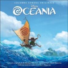 Oceania (Colonna sonora) - CD Audio