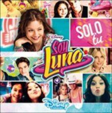 CD Soy Luna. Solo Tu (Colonna Sonora)