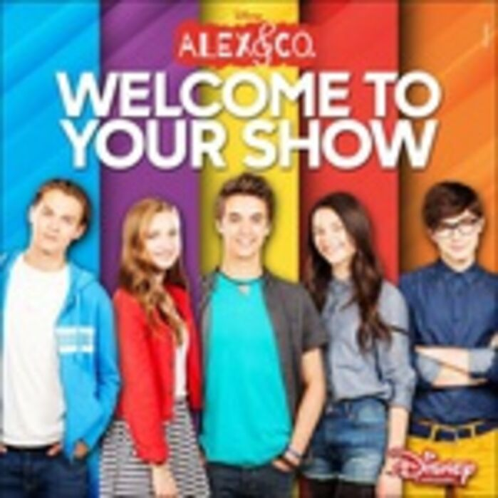Alex co welcome to your show colonna sonora cd ibs for Karaoke alex e co