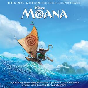Moana (Colonna Sonora) - Vinile LP