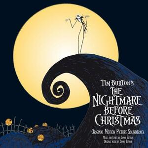Tim Burton's Nightmare Before Christmas (Colonna Sonora) - CD Audio