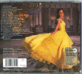 Beauty and the Beast (Colonna Sonora) - CD Audio - 2