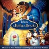 CD La bella e la bestia (Colonna Sonora)
