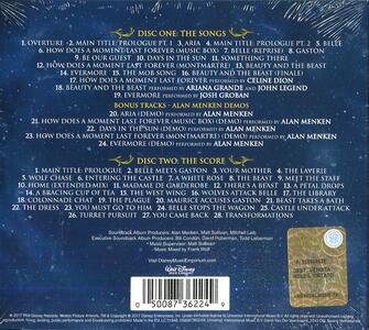 Beauty and the Beast (Colonna Sonora) (Limited Edition) - CD Audio - 2