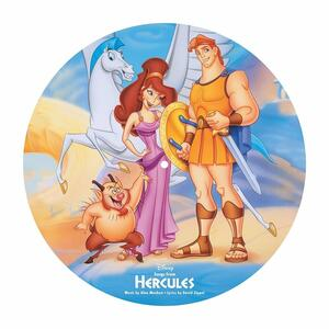 Songs from Hercules (Colonna Sonora) - Vinile LP