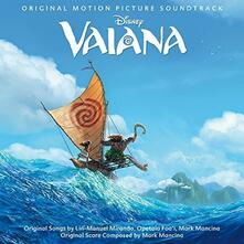Vaiana (Colonna sonora) - Vinile LP
