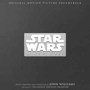 Star Wars. A New Hope (Colonna Sonora) - Vinile LP di John Williams,London Symphony Orchestra