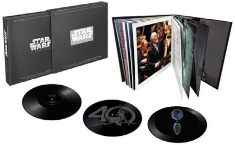 Star Wars. A New Hope (Colonna Sonora) - Vinile LP di John Williams,London Symphony Orchestra - 2