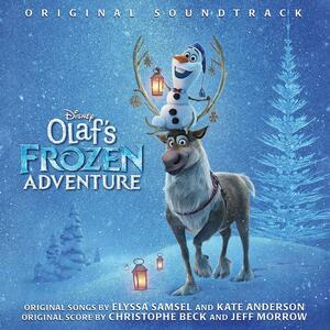 Olaf's Frozen Adventure (Colonna Sonora) - CD Audio