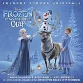 CD Le avventure di Olaf (Colonna Sonora)