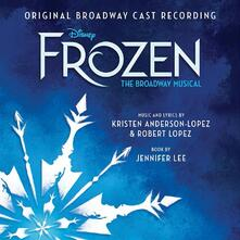 Frozen. The Broadway Musical (Colonna sonora) - CD Audio