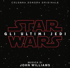 CD Gli ultimi jedi (Colonna Sonora) John Williams