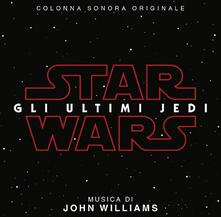 Gli ultimi jedi (Colonna sonora) - CD Audio di John Williams