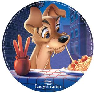 Lady and the Tramp (Colonna Sonora) - Vinile LP