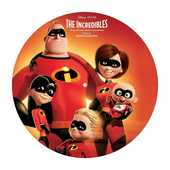 Vinile The Incredibles (Colonna Sonora)